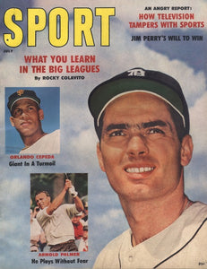 July 1961 Sport Cover