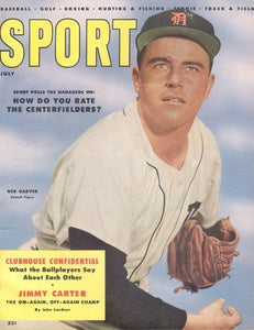July 1955 Sport Cover