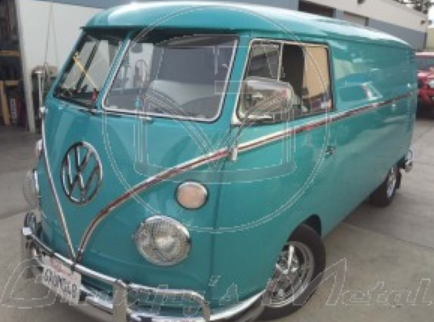 VW Kombi deluxe belt trim GM1232