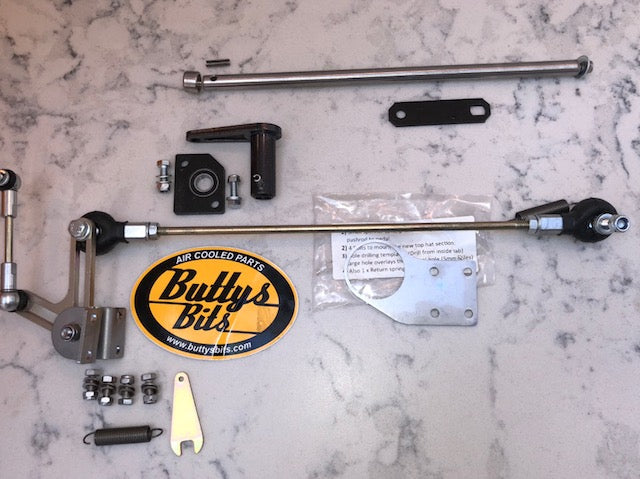 BB062 buttys bits throttle kit bay window BB110 BB086