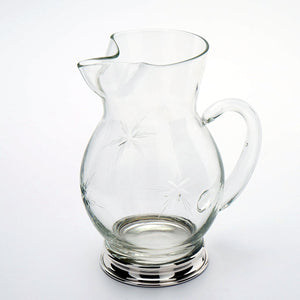 Wallace Glass Cream Pitcher