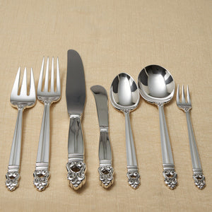 Royal Danish by International Sterling Flatware