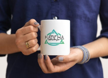 Matcha Universe Tea and Coffee Mug