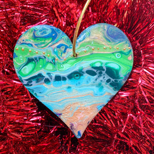 Heart Ornament 20