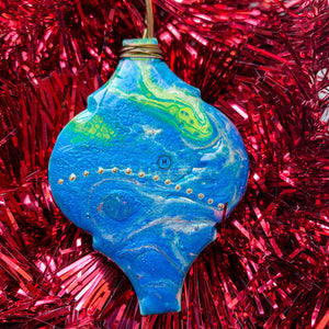 Ceramic Lantern Ornament 4
