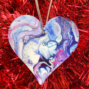Heart Ornament 16