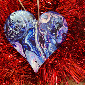 Heart Ornament 15