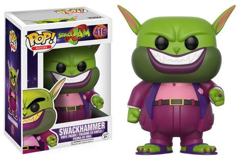 POP! FUNKO  Space Jam Swackhammer