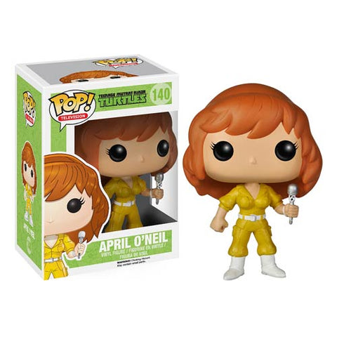 POP! FUNKO APRIL O'NEIL