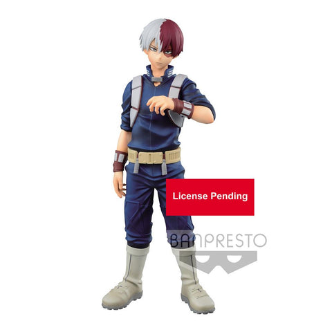 PREORDER - My Hero Academia Age of Heroes PVC Statue Shoto 15 cm