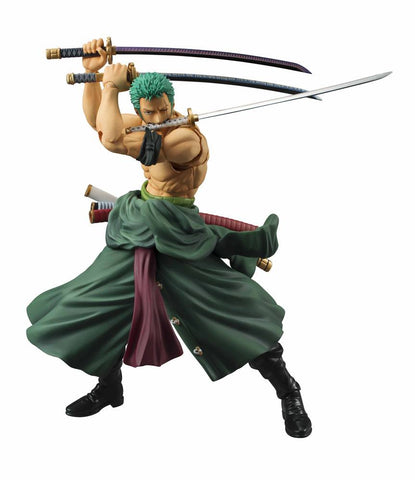 PREORDER One Piece Variable Action Heroes Action Figure Roronoa Zoro 18 cm