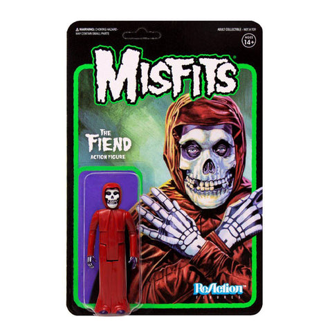 PREORDER MISFITS REACTION THE FIEND