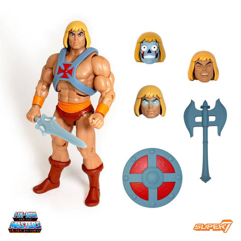 PREORDER Masters of the Universe Classics Action Figure Club Grayskull Ultimates He-Man 18 cm