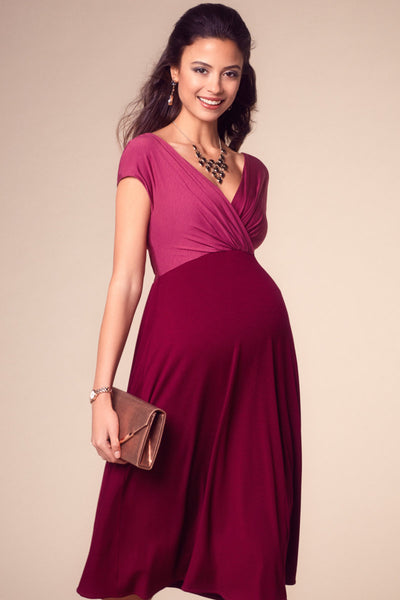 Tiffany Rose Alessandra Dress - Rosey Red