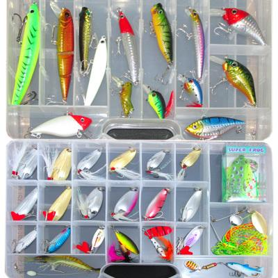 Multi Fishing S Metal Spoon Bait Soft Kit Frog Fishing S Bait Kit-Mixed Combos & Kits-Bargain Bait Box-3-Bargain Bait Box