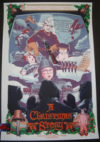 Barret Chapman A Christmas Story Movie Poster 2016