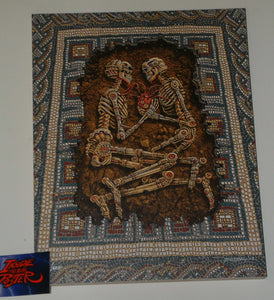 Emek Eternal Embrace Art Print Wood Edition 2019
