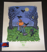 Marq Spusta Punkin Ale Poster 2018 Dogfish Head Edition