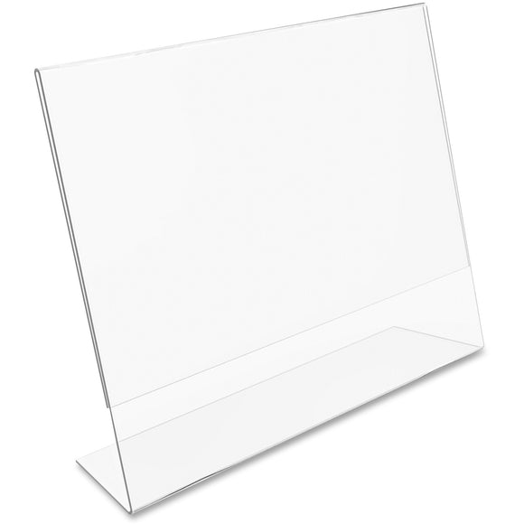 Deflecto Classic Image Slanted Sign Holder