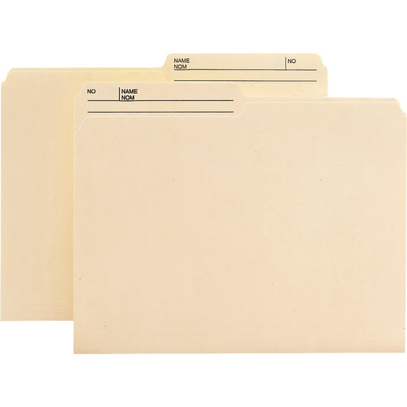 Smead Top Tab File Folder