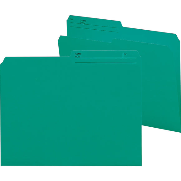 Smead Reversible Colored Folders