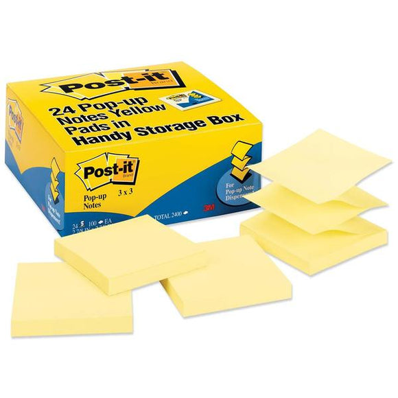 Post it Original Pop up Note Value Pack
