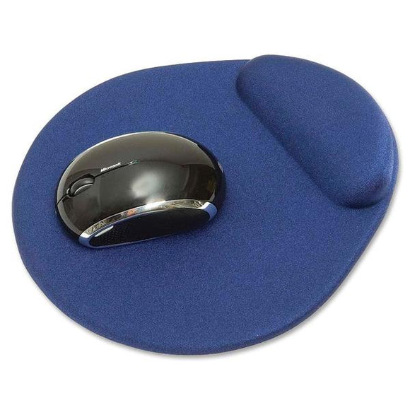 First Base MP 127 Mini Round Mouse Pad