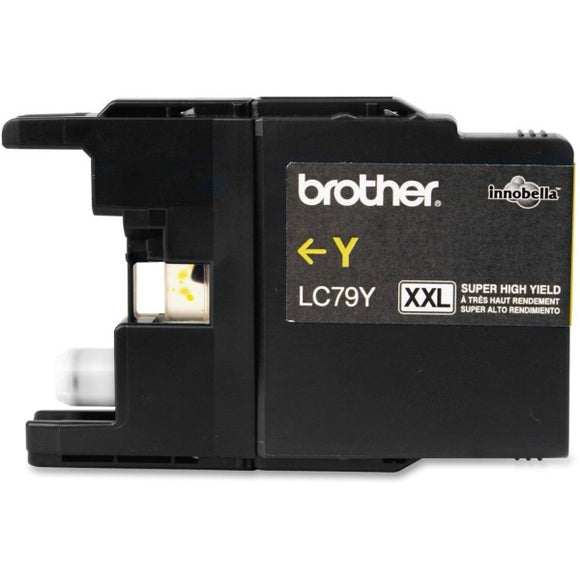 Brother LC79YS Ink Cartridge - Inkjet - 1200 Pages - 1 Each