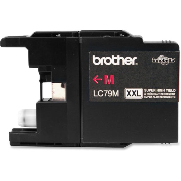 Brother LC79MS Ink Cartridge - Inkjet - 1200 Pages - 1 Each