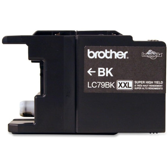 Brother LC79BKS Ink Cartridge - Inkjet - 2400 Pages - 1 Each