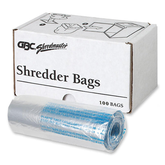 Swingline See through Shredder Bag