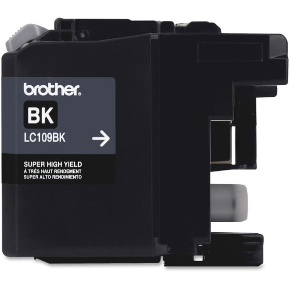 Brother Innobella LC109BKS Original Ink Cartridge - Black - Inkjet - Super High Yield - 2400 Pages - 1 Each