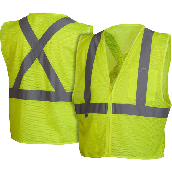Impact Products Hi Vis Work Wear Safety Vest