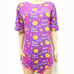 Little Princess Adult Romper / Onesie Snap Crotch