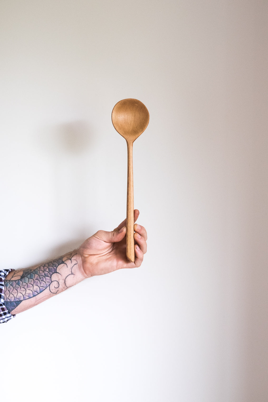 Reclaimed Rimu Wood Spoon Spatula Handmade NZ the Zephyr Co
