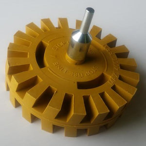 The Blaster Tractor wheel