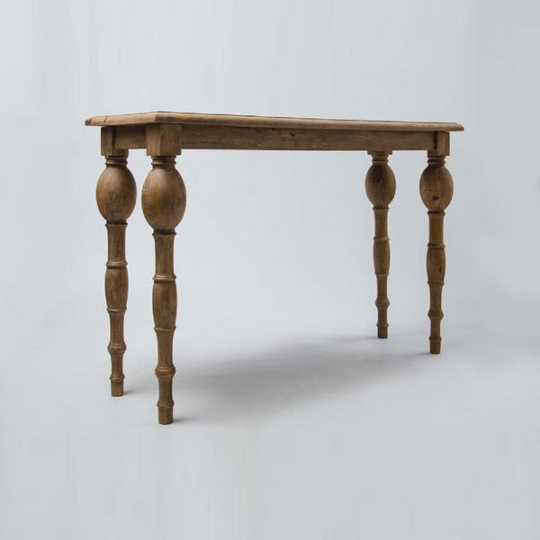 Barcelona Console Table in Mango Wood