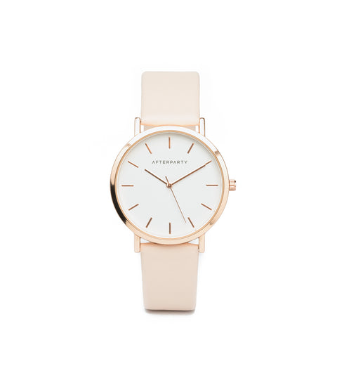 Luxe Nude Watch
