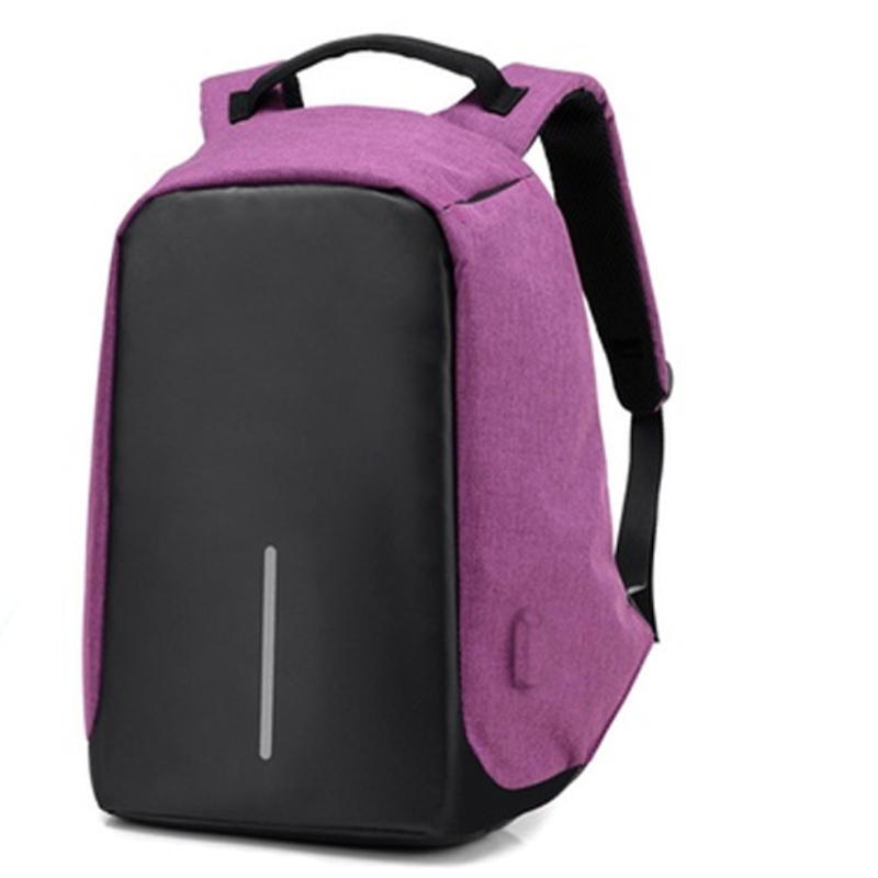 No Brainer USB Charging Anti-Theft Backpack