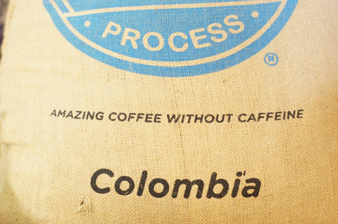 Colombia Decaf Swiss Water Process (SWP) - Unroasted