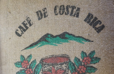 Costa Rica Tarrazu Coffee Unroasted Green Coffee Beans