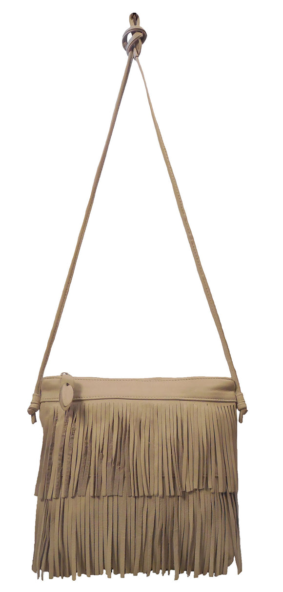 Handbag-cross-body-Italian-Leather-Fringed