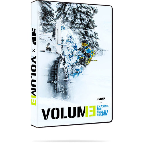 509 Films Volume 13, Extreme Back country Snowmobiling DVD, 2018 - 2019