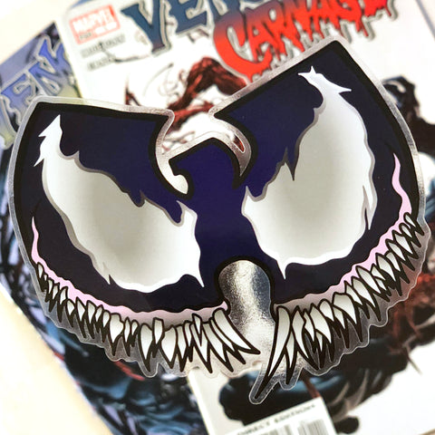Enter The Symbiote - Sticker