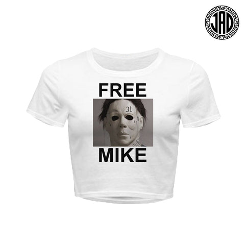 Free Mike - Women's Crop Top