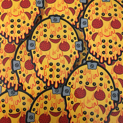 Jason Voorcheese - Sticker