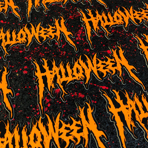Halloween Hardcore - Sticker - Jumbo