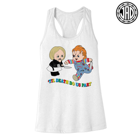 Killer Kewpies - Women's Racerback Tank