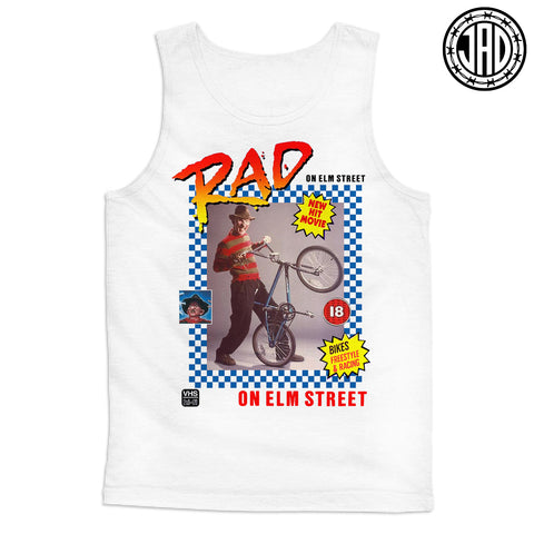 Rad On Elm Street - Men's (Unisex) Tank
