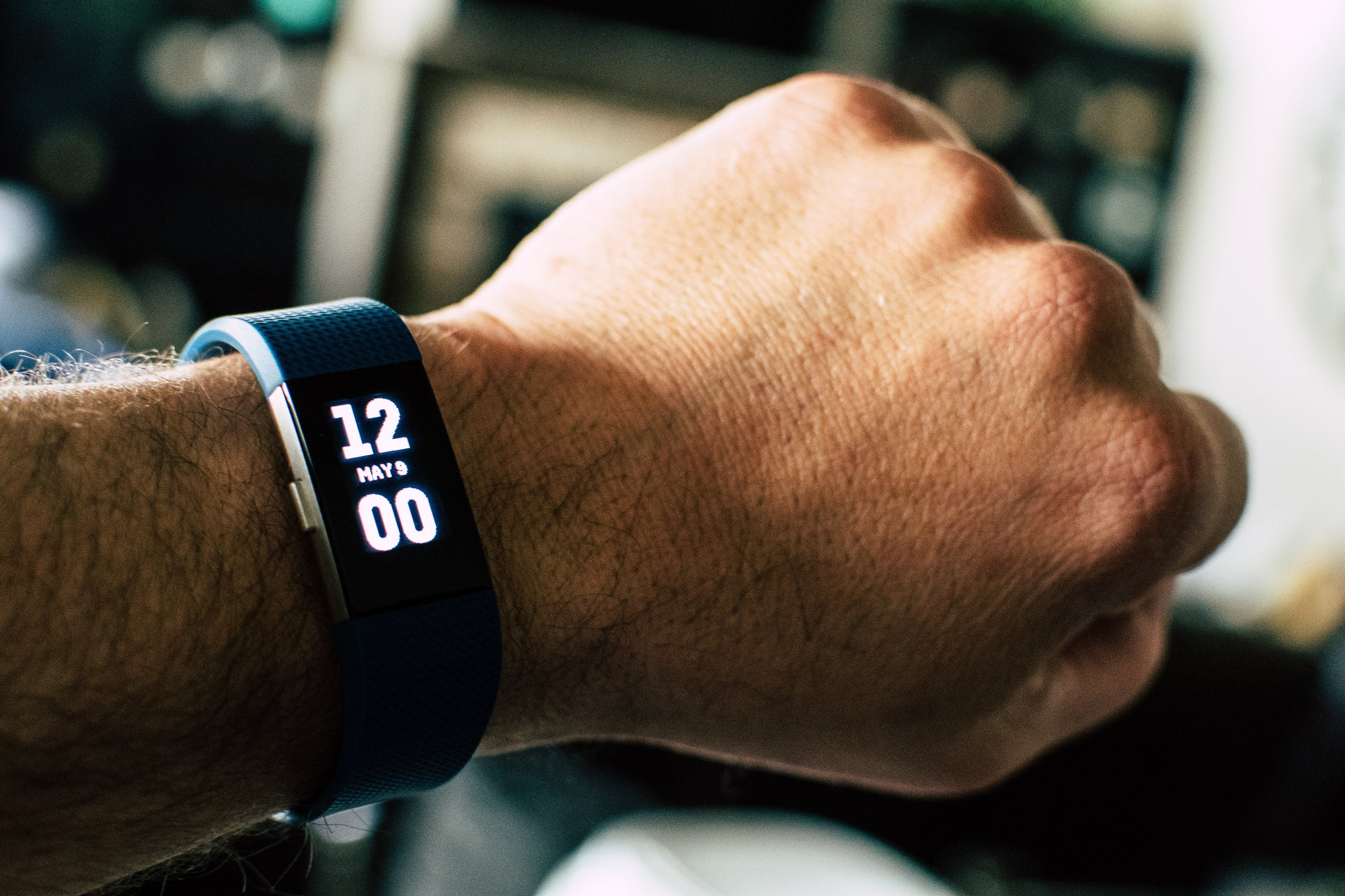 Wearable Technology And Fitness Trackers